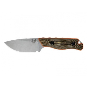 Nóż Benchmade 15017-1 HUNT orange, stal S90V