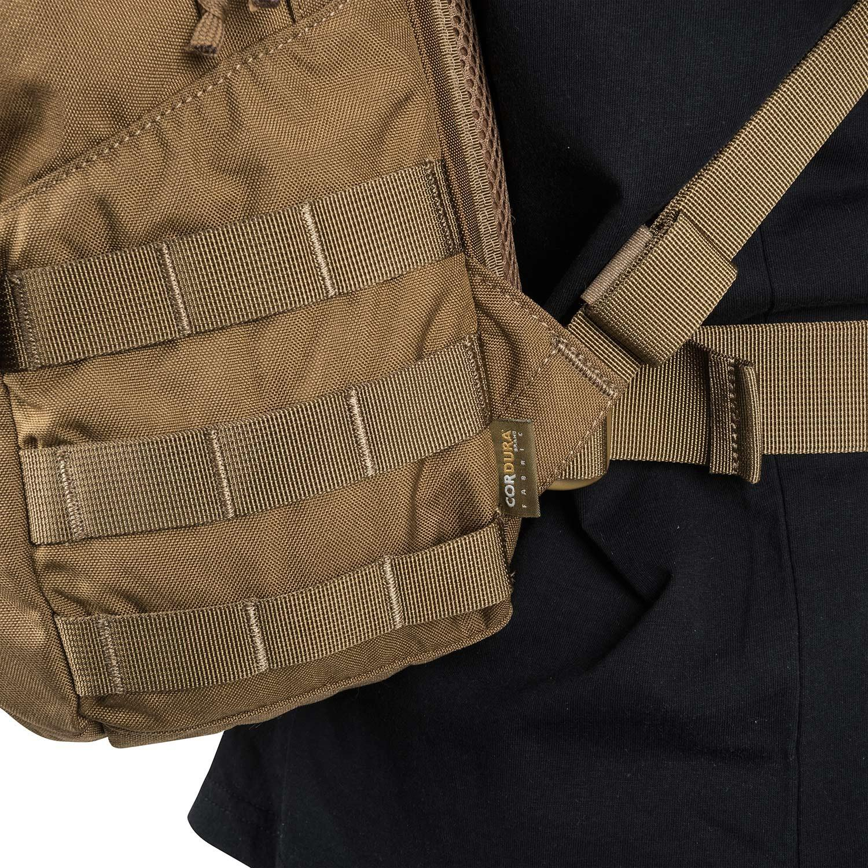 afc7789234d43 Plecak EDC CORDURA® Helikon black 21l - - Sklepik myśliwski Matyjaszczyk