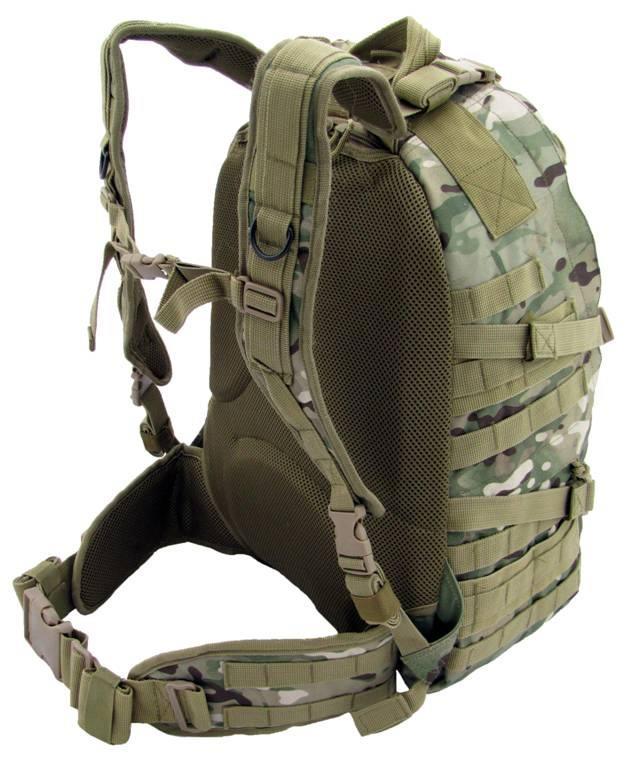05f21c081567a Czarny Plecak Operacyjny Backpack CAMO 35 litrów - - Sklepik ...